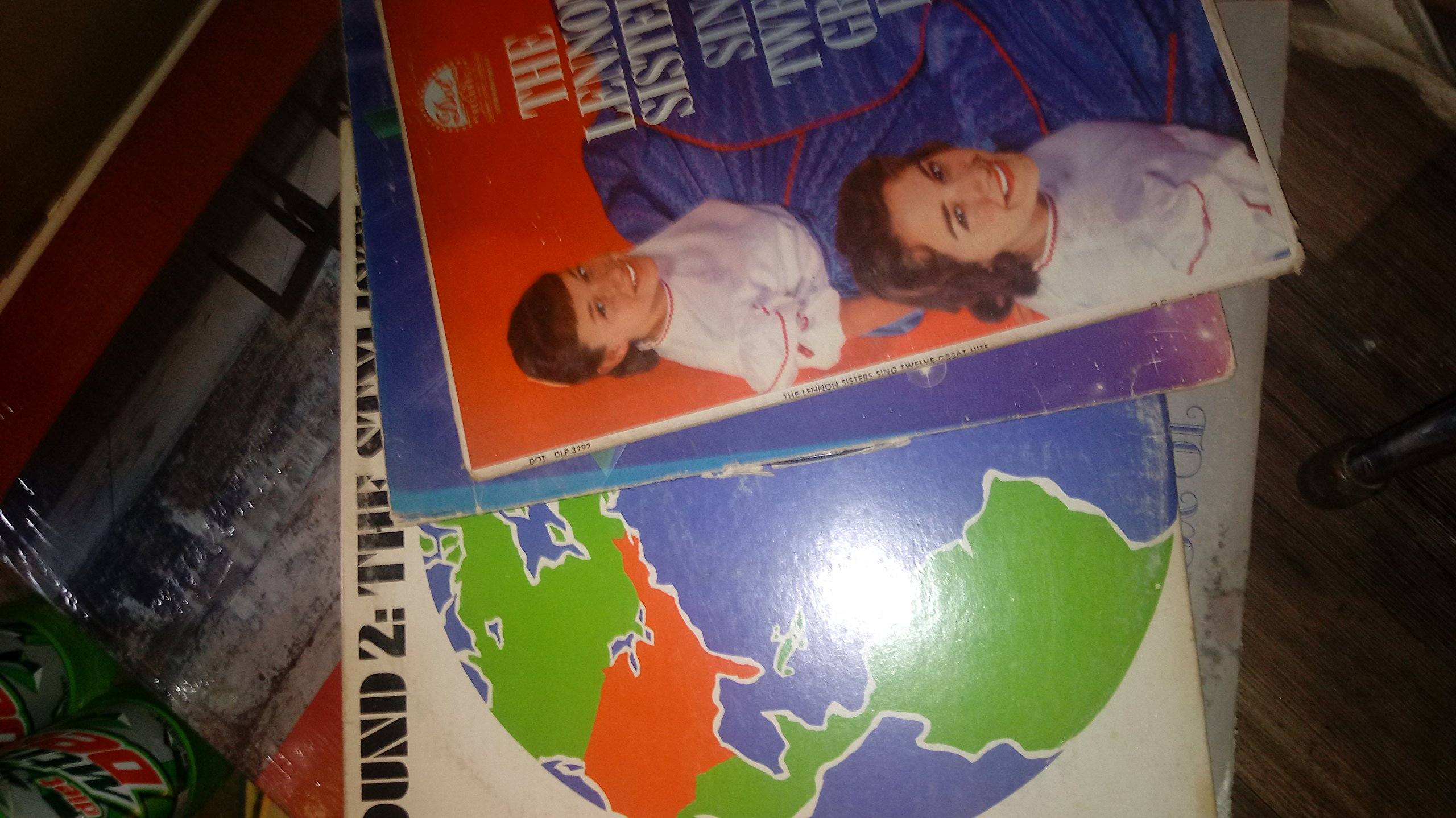 VinylShopUS - Mystery Box Vinyl Records Music Albums LPS Bulk Lot Randomly Chosen Vintage Original LPs With Sleeves Lot of 100 by VinylShopUS (Image #2)