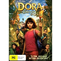 Dora And The Lost City Of Gold (DVD)