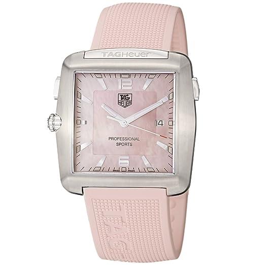 FT6011 - Reloj de pulsera mujer: Tag Heuer: Amazon.es: Relojes