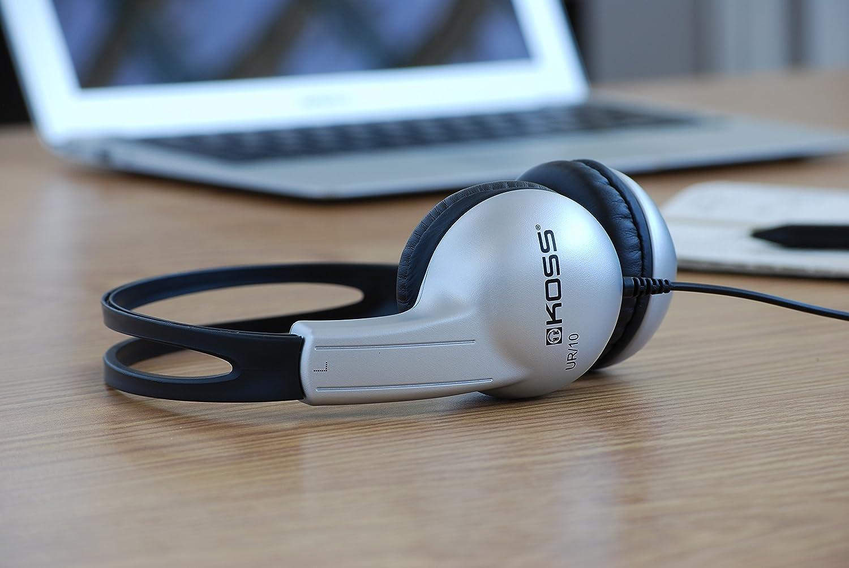 Koss UR10 On-Ear Headphones