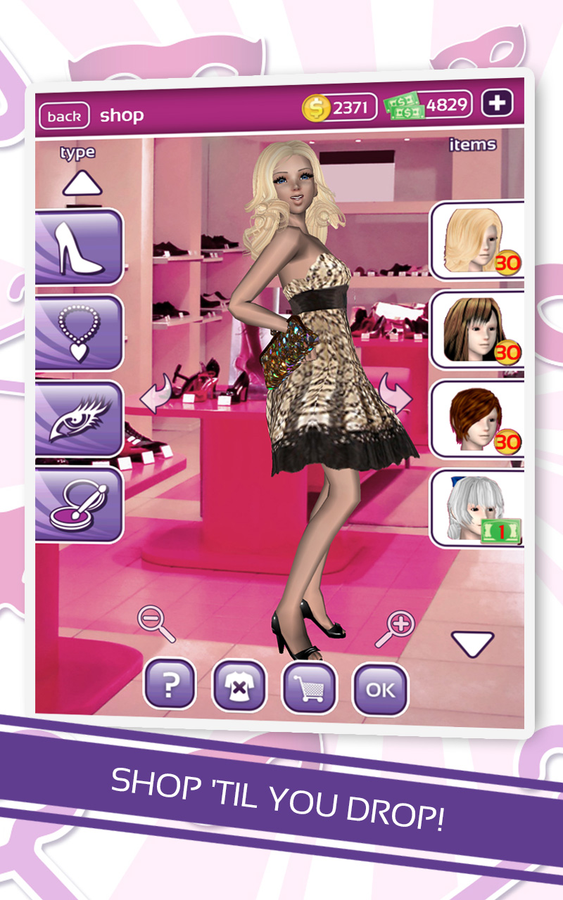 Fashion Party Dress up (Kindle Tablet Edition)