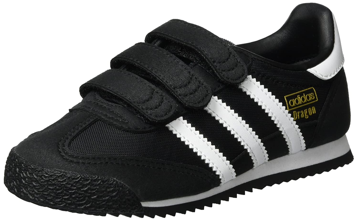 separation shoes e0c82 6ea7e adidas Originals Boys Dragon Og Cf C Cblack And Ftwwht Sneakers - 13 kids  UKIndia (31.50 EU) Buy Online at Low Prices in India - Amazon.in