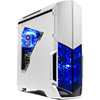 SkyTech Archangel VR Gaming Desktop with AMD Hex Core Ryzen 2600 / 8GB / 500GB SSD / Win 10 / 4GB Video