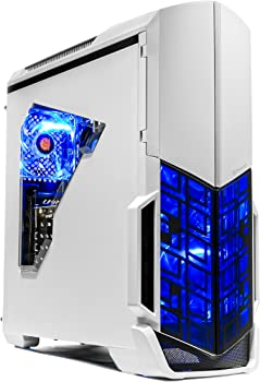 SkyTech Gaming Desktop (Hex Ryzen 2600 / 8GB / 500GB SSD / 4GB Video)