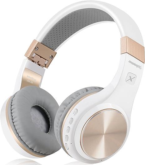 Bluetooth Headphones Riwbox Xbt 80 Foldable Stereo Amazon Co Uk Electronics