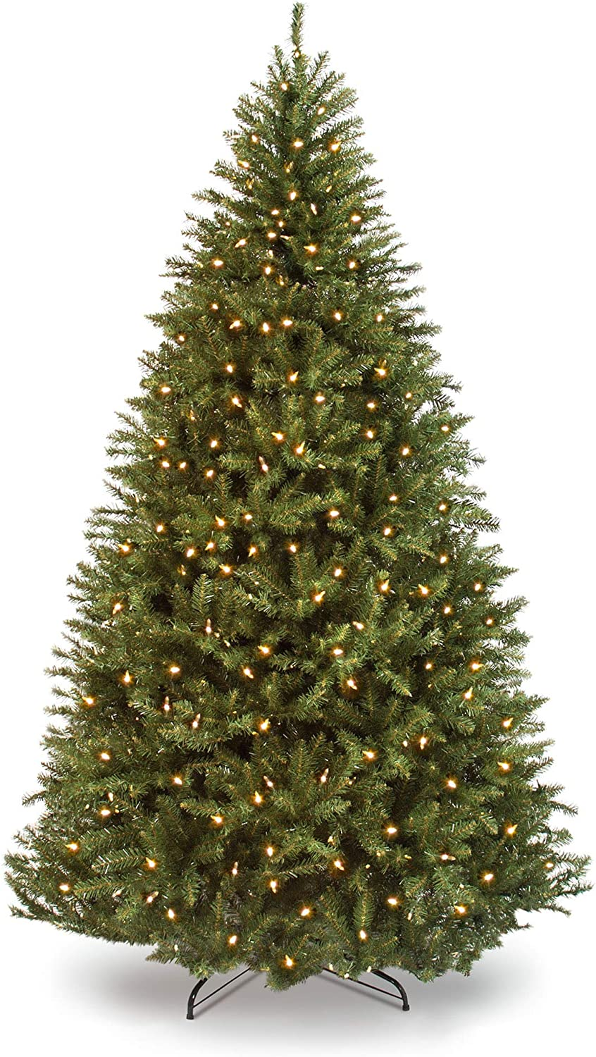 Best Choice Products 9ft Pre-Lit Hinged Douglas Full Fir Artificial Christmas Tree Holiday Decoration w/ 1000 Lights