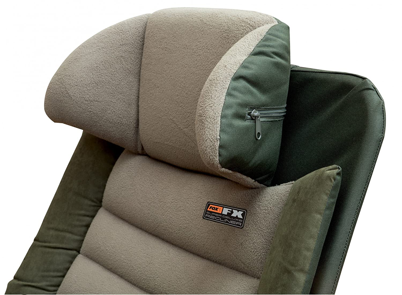 Fox Fx Stoel : Fox fx super deluxe recliner chair stuhl angelstuhl cbc