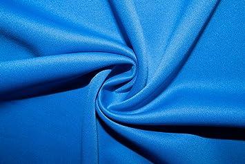 Fluorescent Orange Scuba 4-way stretch Poly Lycra Fabric//Material