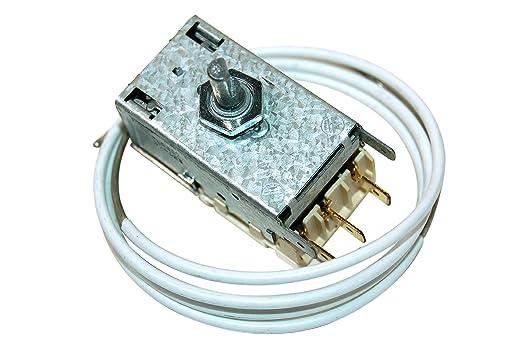 Aeg Kühlschrank Thermostat : 🛠anleitung wie wechselt man ein kühlschrank thermostat aeg