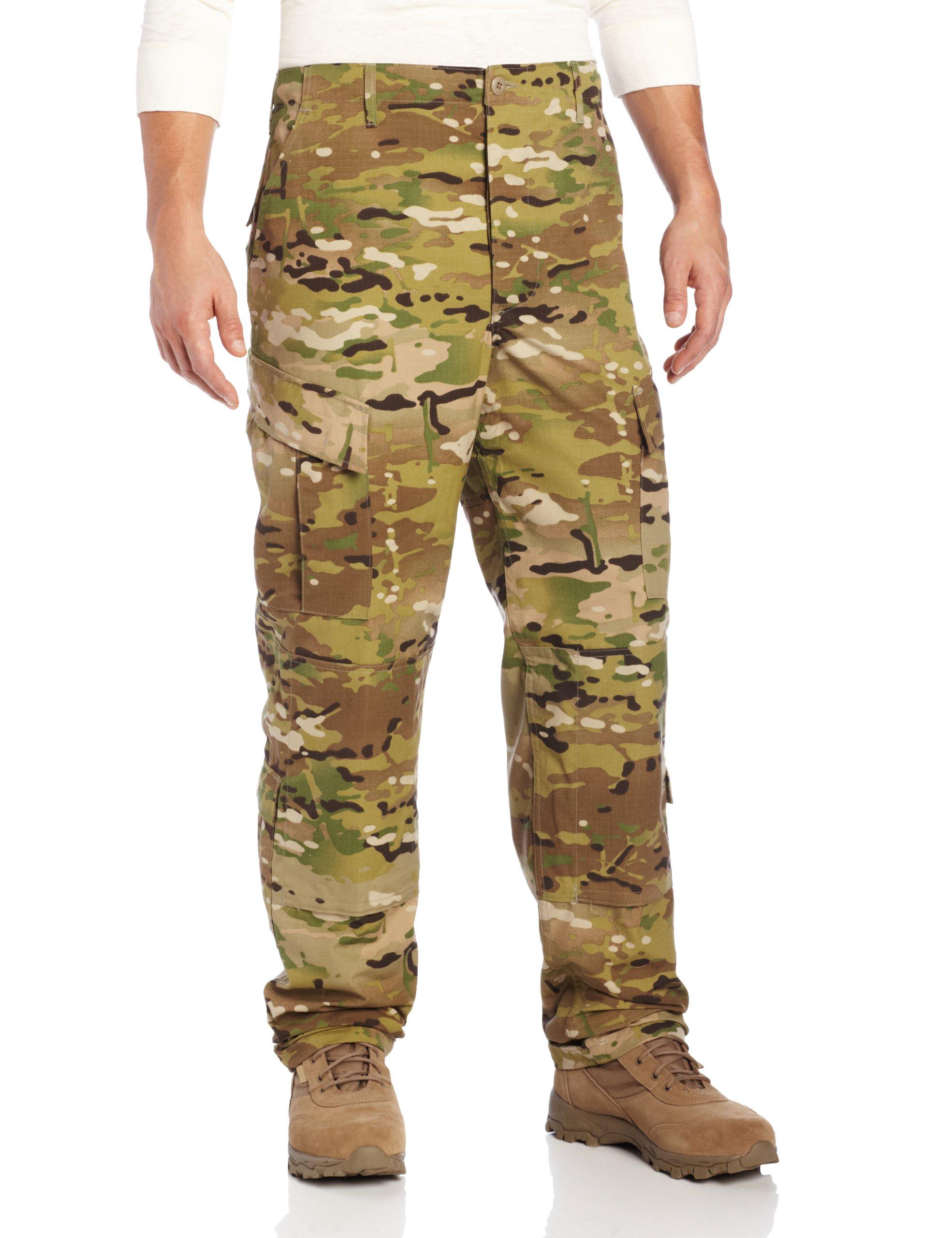 Propper Men's 50N/50C ACU Trouser, MultiCam, Medium Long
