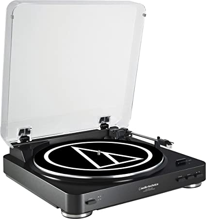 Audio-Technica AT-LP60USB Turntable with Cartridge