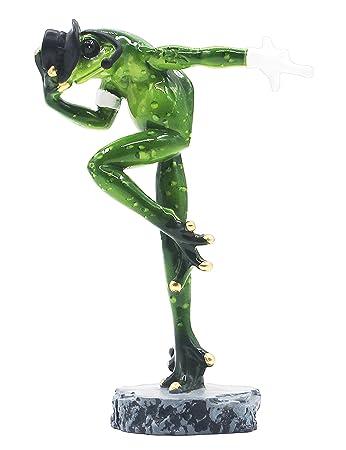 Raikou Moralische Integrität Frosch/Yoga Frosch, Schlafzimmer/Wohnzimmer / Fensterbank/Dekoration Des