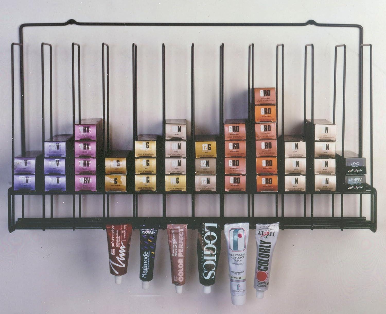 Salon Hair Color Tube Storage Rack Keller International