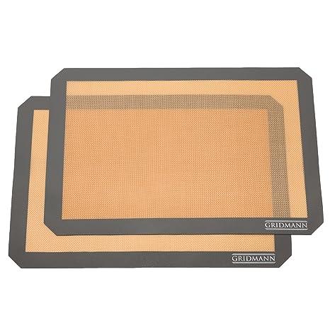 Amazon.com: Gridmann - esteras silicona para horno ...