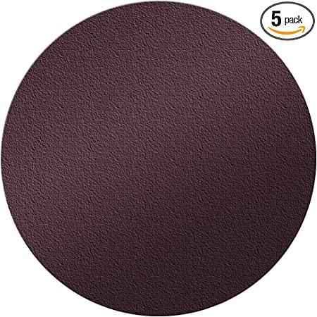 5 X 300mm  self-adhesive aluminium oxide sanding discs Various grits.