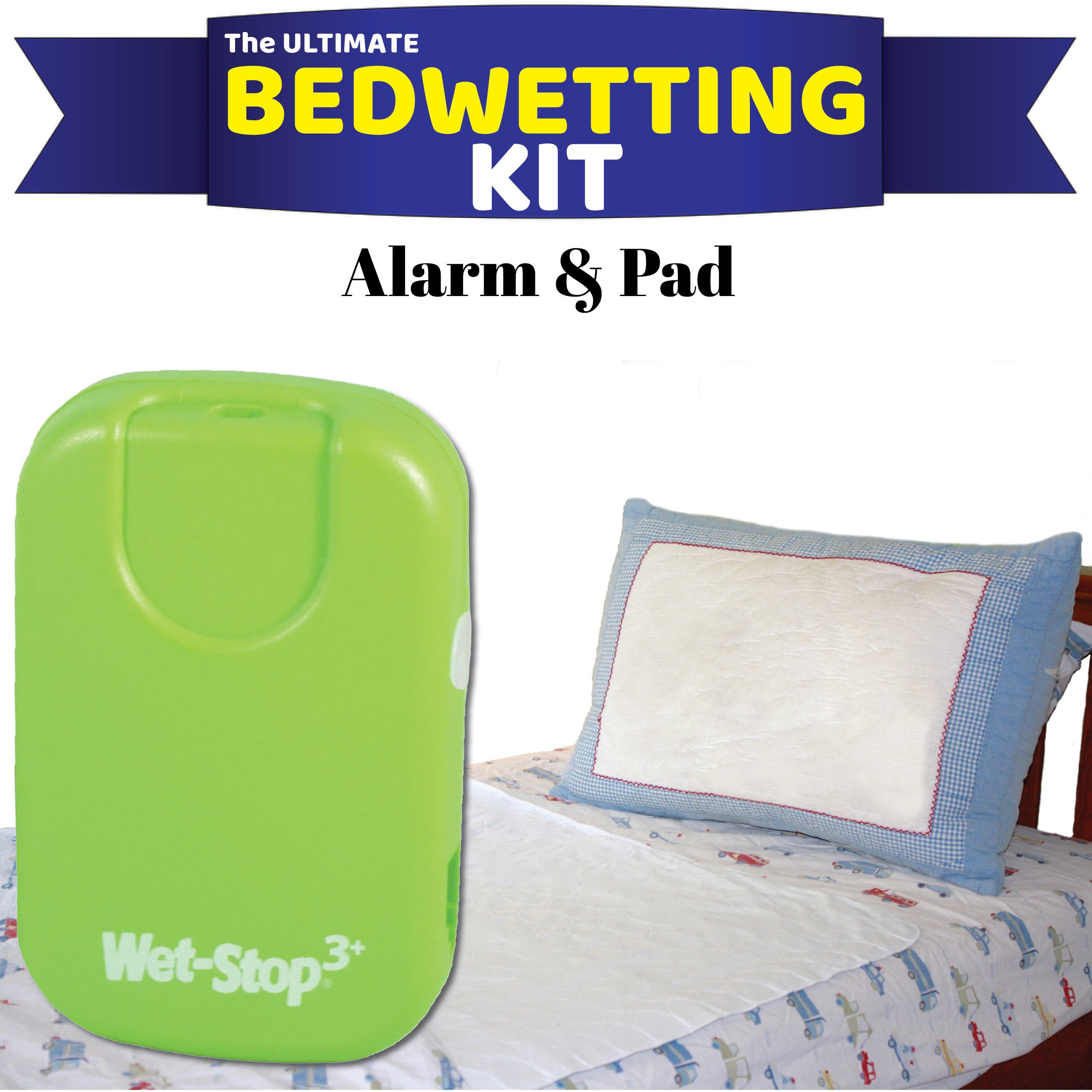 how to help 4 year old stop wetting the bed