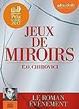 Jeux de miroirs: Livre audio 1 CD MP3