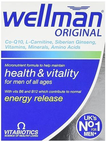 Wellman Vitabiotics Original - 30 Tablets