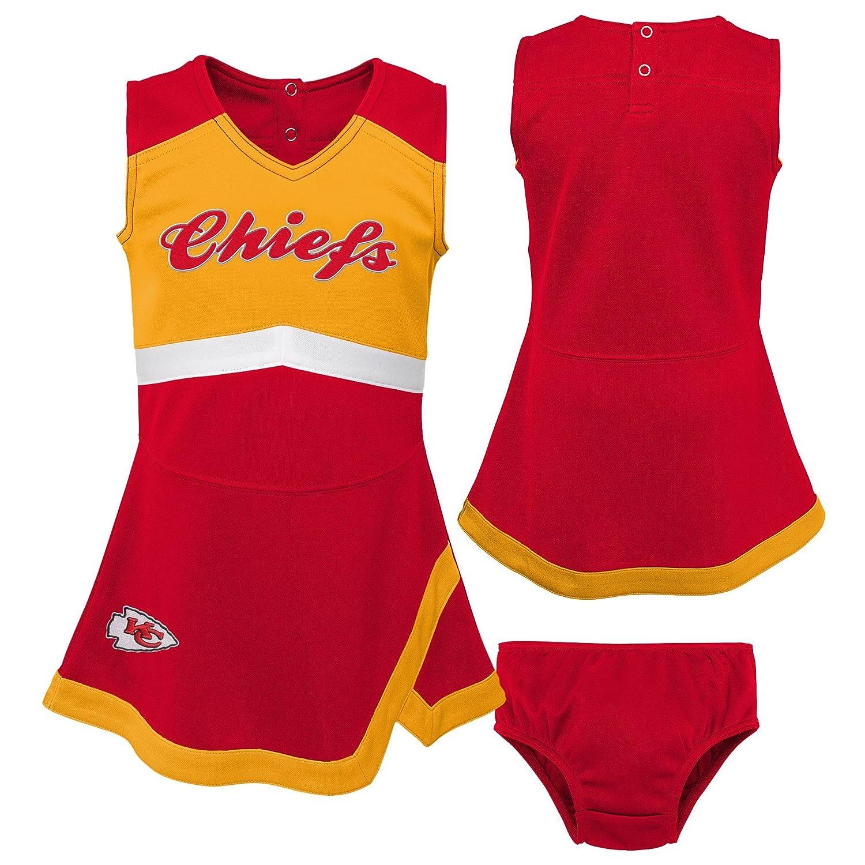 NFL Baby-Girls Infant Cheer Captain Jumper Dress 9K1I1FACS-P larger image 21e8c26ca