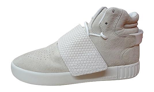 adidas Zapatillas de Material Sintético Para Hombre Blanco Green White Gold BB5477, Color Blanco, Talla 44 EU