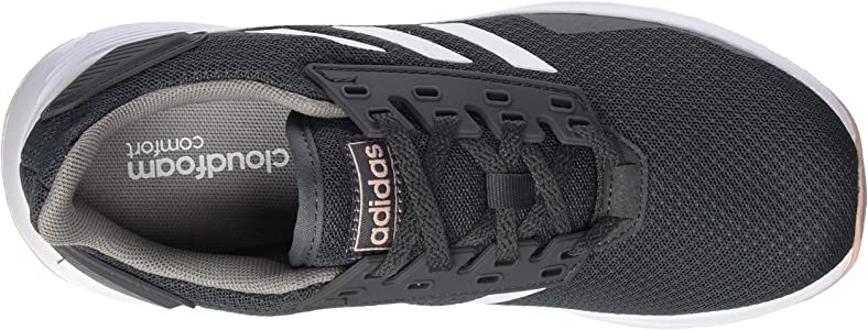 adidas Duramo 9, Zapatillas Unisex Adulto, Gris (Grey Six/FTWR White/Pink Spirit), 36 2/3 EU: Amazon.es: Zapatos y complementos