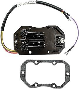 CDI Electronics 193-4204 Johnson/Evinrude Voltage Regulator - 4/6 Cyl. 10 Amp (1984-1990)