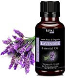 Seyal Lavender Essential Oil 100% Pure & Organic Therapeutic Grade Undiluted For Skin, Hair, Aroma