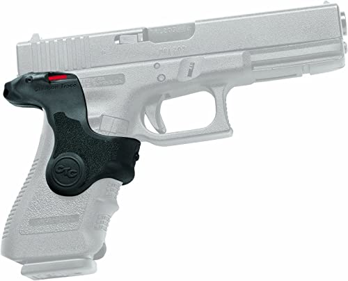 "Crimson Trace Lasergrip for Glock 17, 17L, 19, 22, 23, 32, 34, 35, 37, 38, Black, 3.13"" W x 2.13"" H x 5.25"" D"