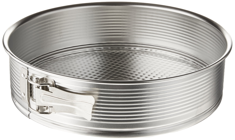 Zenker Tin Plated Steel Springform Pan, 10-Inch by Zenker
