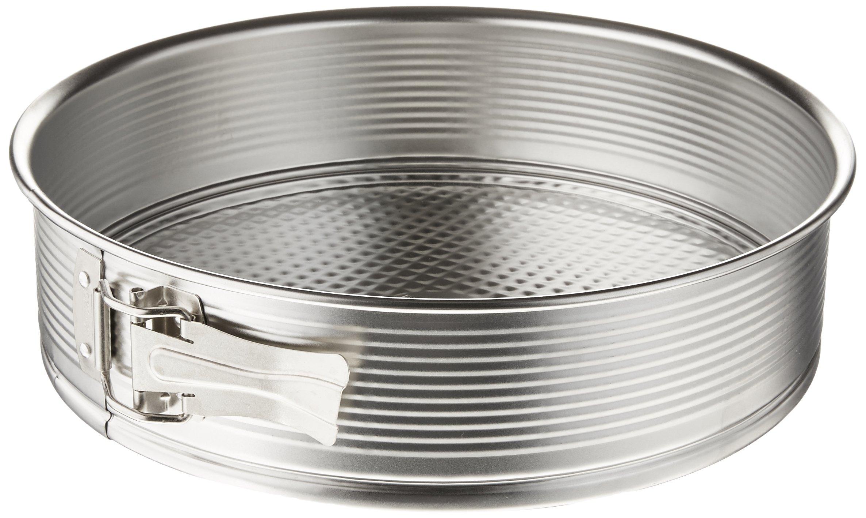 Zenker Tin Plated Steel Springform Pan, 10-Inch