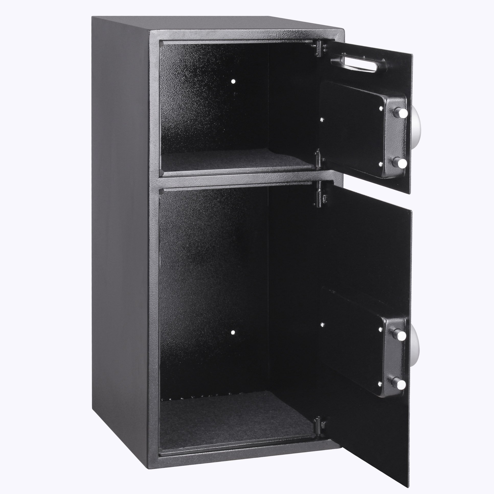 Superland Large Double Door Security Safe Box Depository Safe Steel Safe Box Digital Safe Depository for Money Gun Jewelry (Large Digital Safe Box) by Superland (Image #3)