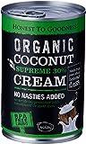 Honest to Goodness Organic Coconut Supreme 30% Cream, 400ml