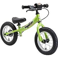 BIKESTAR Vélo Draisienne Enfants pour Garcons et Filles de 3-4 Ans ★ Vélo sans pédales évolutive 12 Pouces Sportif ★