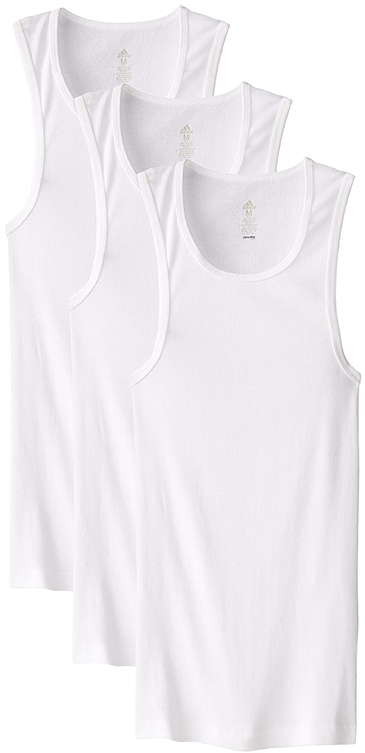 Adidas Men's Athletic Comfort Undershirt Agron Underwear