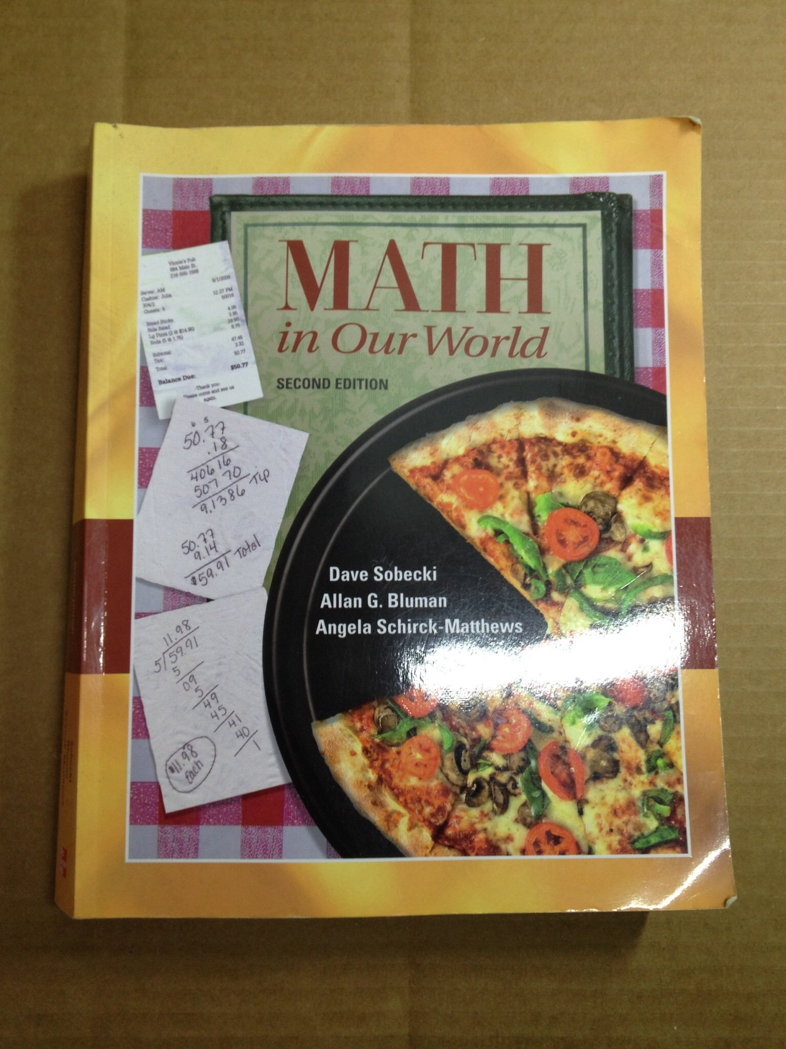 Download Math in Our World ebook
