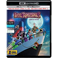 Hotel Transylvania 3: A Monster Vacation (4K UHD & HD)