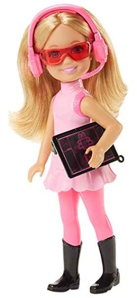 Amazon.es: Mattel Barbie - Muñeca Fashion Agente Secreto ...