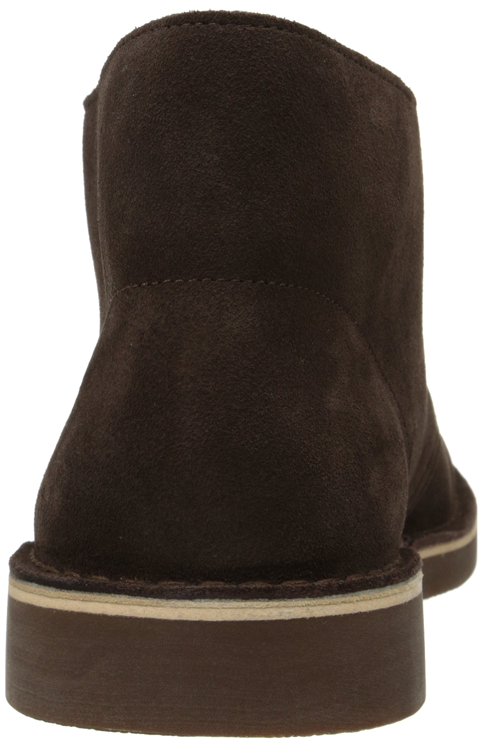 Clarks Men's Bushacre 2 Chukka Boot,Brown Suede,13 M US by CLARKS (Image #2)