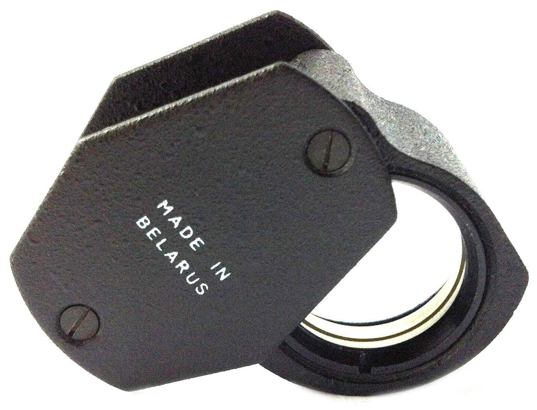 BelOMO 10x Triplet Loupe Folding Magnifier by BelOMO (Image #3)