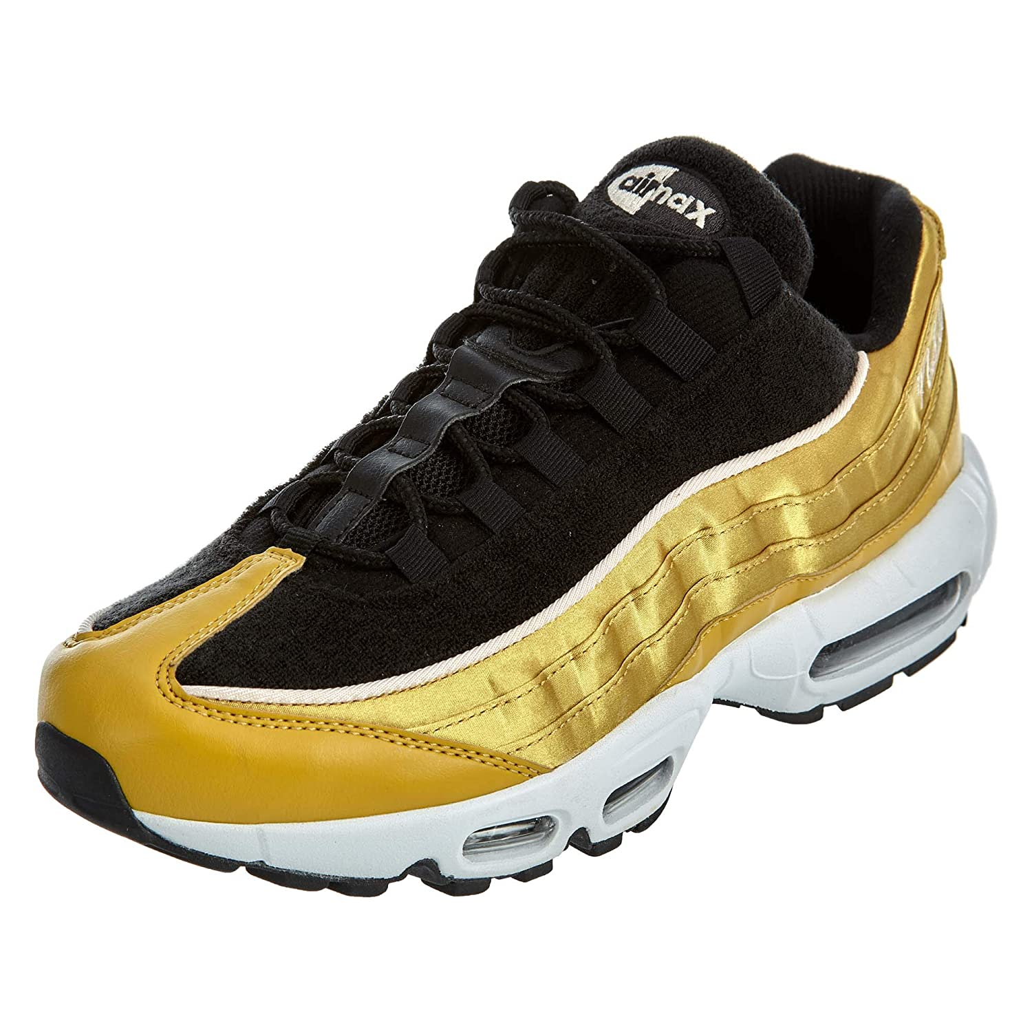 MultiCouleure (Wheat or Wheat or or or noir Guava Ice 001) Nike WMNS Air Max 95 LX, paniers Basses Femme 003