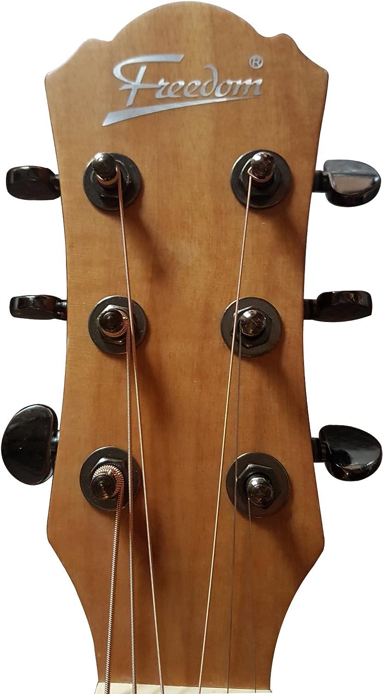 Olveira jg230meqn Guitarra Acústica 4/4 Electrificada ...