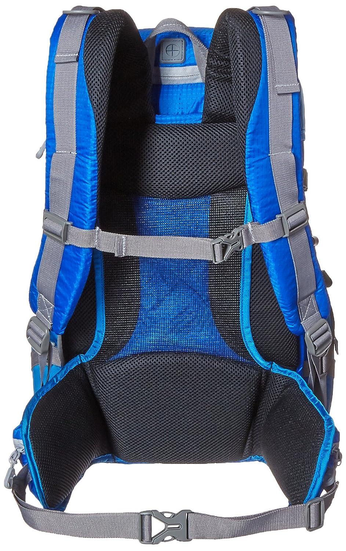Basics Hiker Camera and Laptop Backpack Blue