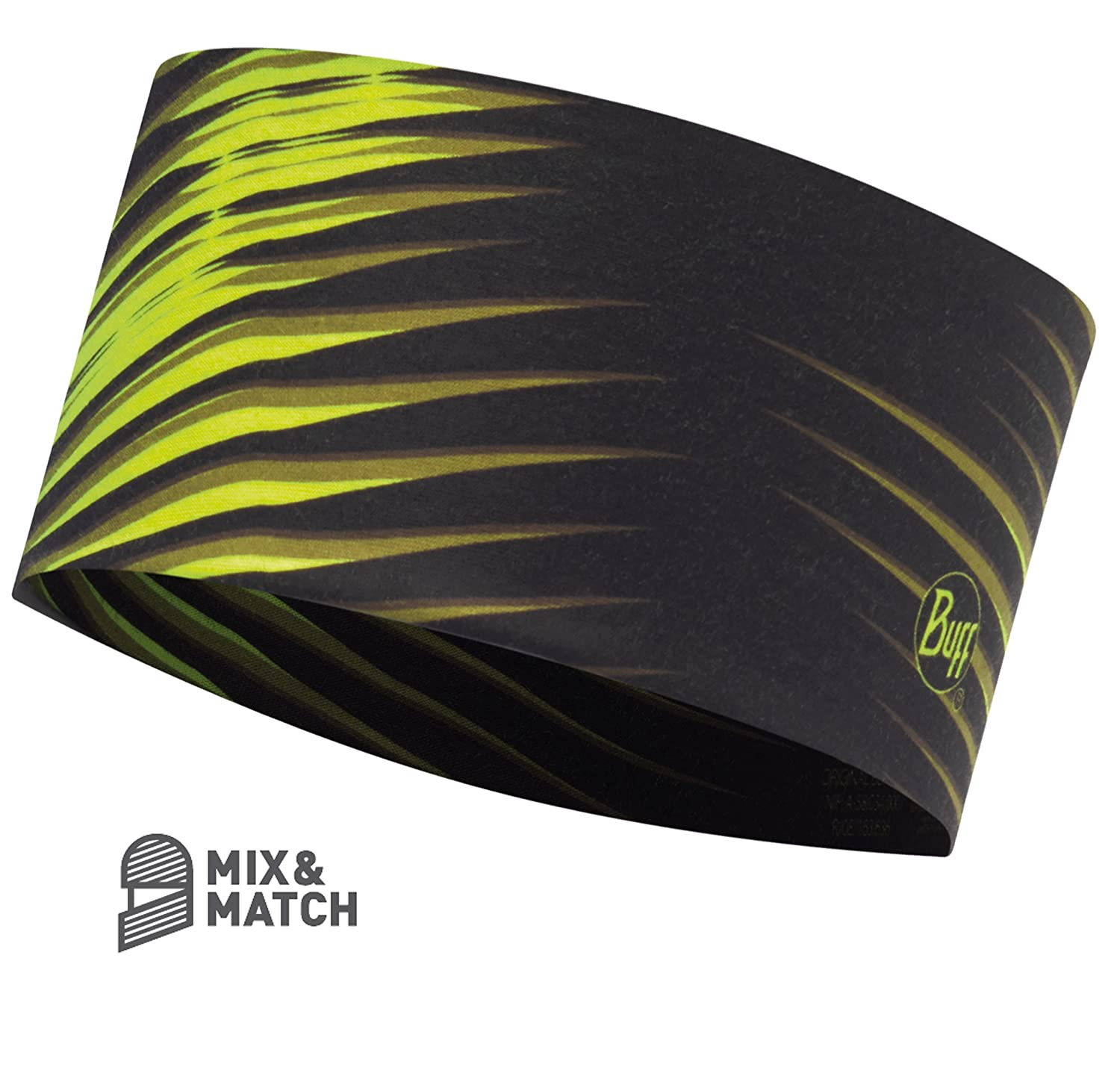 Buff Fascia Leggera Articolo 117079117 BUFF HEADBAND OPTICAL YELLOW 117079.117.10.00