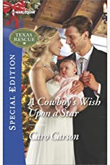 A Cowboy's Wish Upon a Star (Texas Rescue Book 2518)
