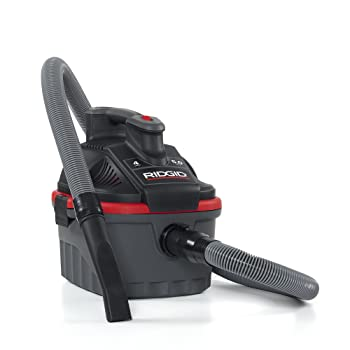 Ridgid 50313 Portable Wet/Dry Vacuum Cleaner