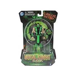 """Mortal Kombat 4"""" MK2 Reptile"""