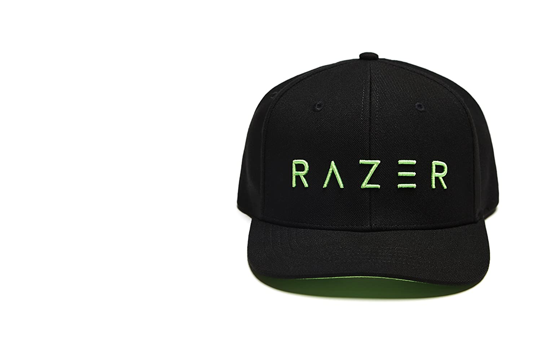 Razer Rising Snapback Cap  Amazon.ca  Clothing   Accessories 62439bd070b