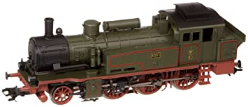 Märklin 36741 T12 KPEV - Maqueta de Locomotora de Vapor ...