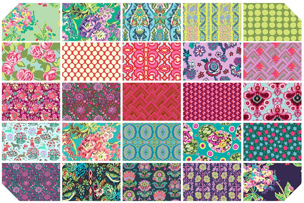 Amy Butler Farewell Amy 25 Fat Quarters Free Spirit by Free Spirit (Image #2)