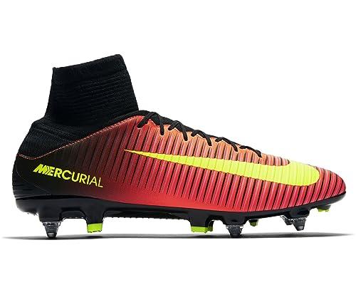 Nike Mercurial Veloce III DF SG-PRO Scarpe da Calcio Uomo  Amazon.it  Scarpe  e borse 90803606a9f